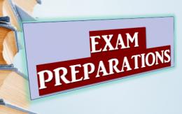 Image result for exam alert