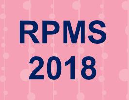 RPMS 2018